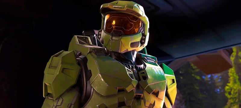 Актер заявил о релизе Halo Infinite в ноябре