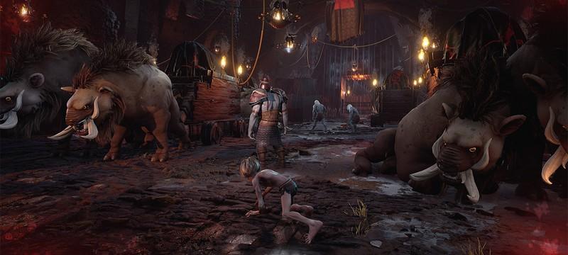 Первый взгляд на геймплей The Lord Of The Rings – Gollum
