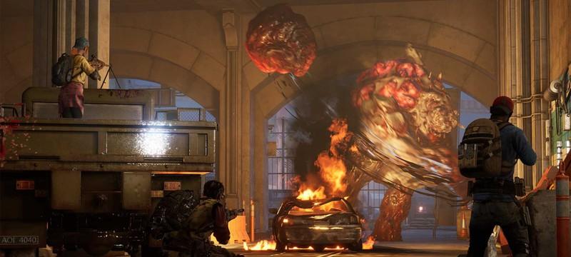 Литры крови, огромный монстр и десятки зомби в новом геймплее Back 4 Blood