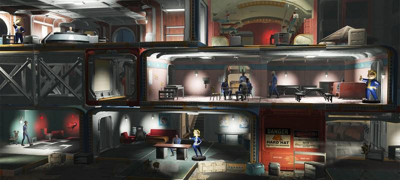 А что делали убежища Fallout с телами умерших жителей?