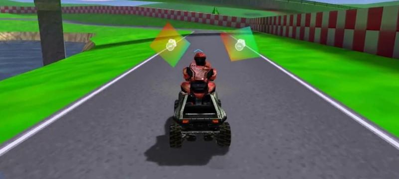 Фанат создал Halo Kart на основе Mario Kart