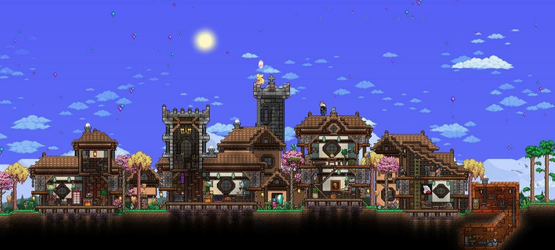 Terraria получила поддержку Steam Workshop — через 10 лет после релиза