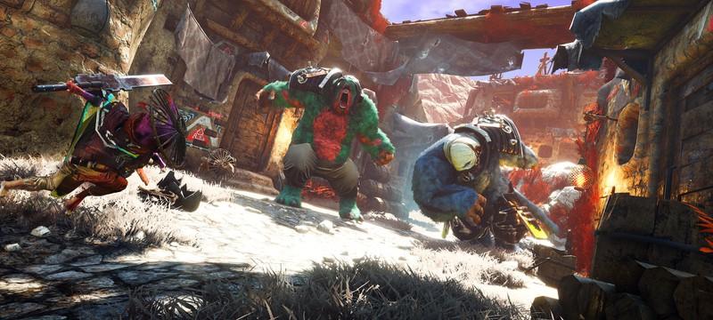 Biomutant войдет в подписку EA Play Pro