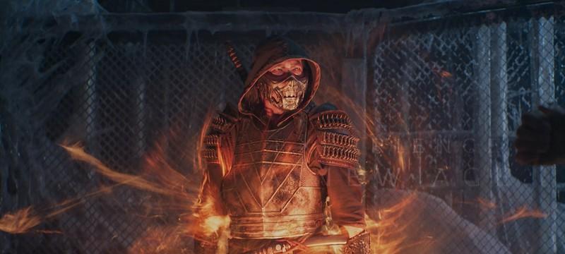 Экранизация Mortal Kombat выйдет на неделю позже