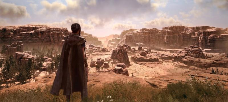 Больше геймплея в расширенном трейлере Forspoken