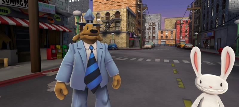Sam & Max: This Time It's Virtual выйдет для Oculus Quest, SteamVR, Viveport и PS VR