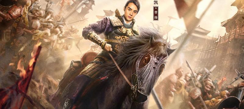 Новый трейлер экранизации Dynasty Warriors напоминает ролик к игре
