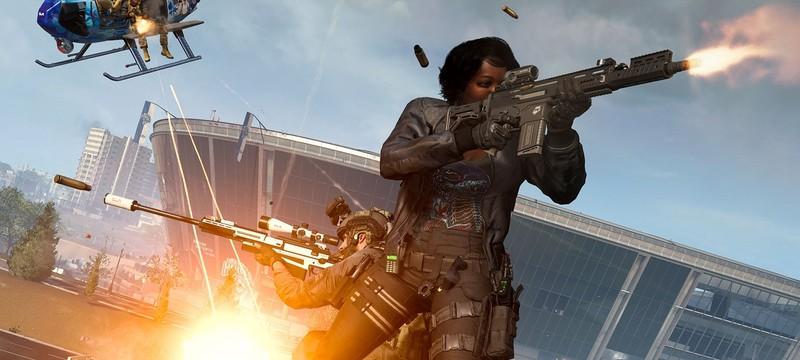Утечка: Первый взгляд на карту Верданск времен 80-ых в Call of Duty Warzone