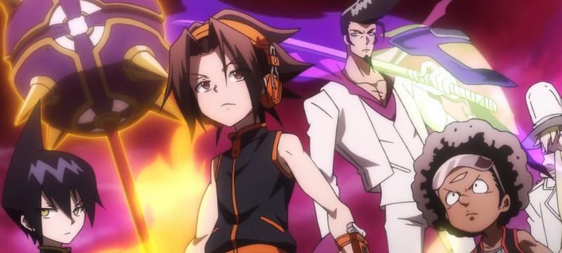 Вышло обновленное вступление Shaman King для новой версии аниме