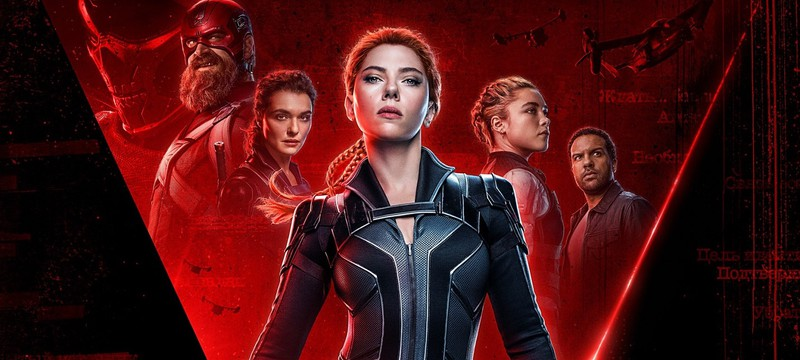 """Marvel представила новый трейлер """"Черной вдовы"""""""