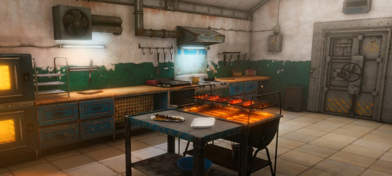 Готовка во время постапокалипсиса в дополнении для Cooking Simulator