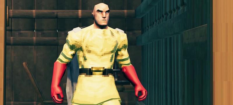 В Valheim добавили Сайтаму из One Punch-Man