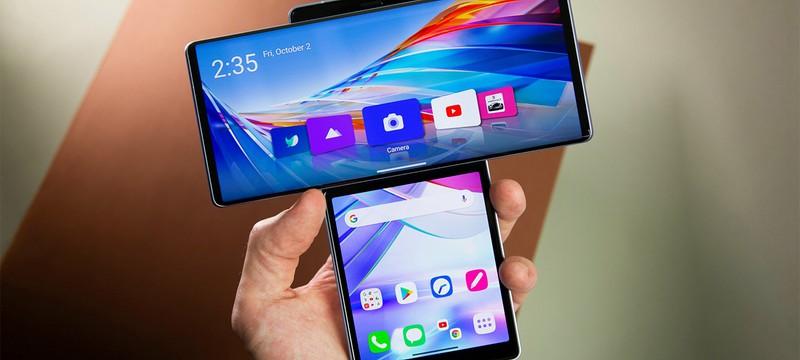 LG подтвердила закрытие своего мобильного бизнеса