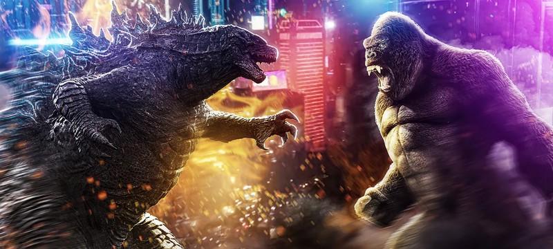 """""""Годзилла против Конга"""" стал самой крупной премьерой на HBO Max"""