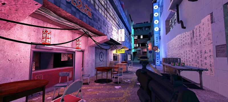 Вышла демоверсия киберпанкового мода NeoTokyo Kshatriya для Half-Life 2