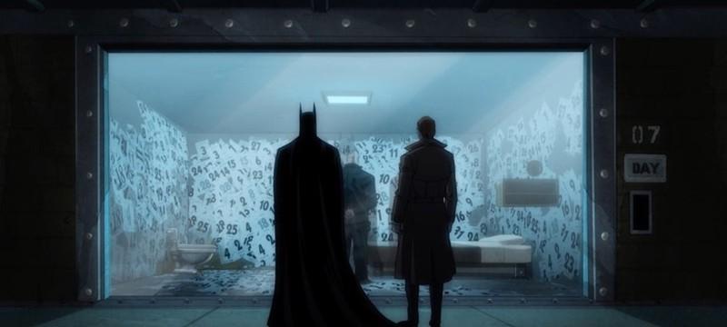 """Первый трейлер анимационного фильма """"Бэтмен: Долгий Хэллоуин"""""""