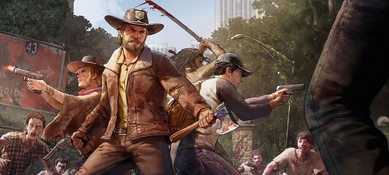 Мобильная The Walking Dead: Survivors выйдет 12 апреля