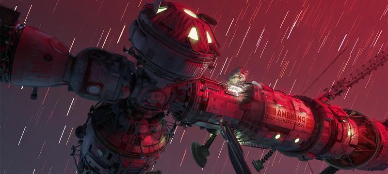 В свободное от Cyberpunk 2077 время концепт-художник CD Projekt RED рисует реалистичные космические корабли