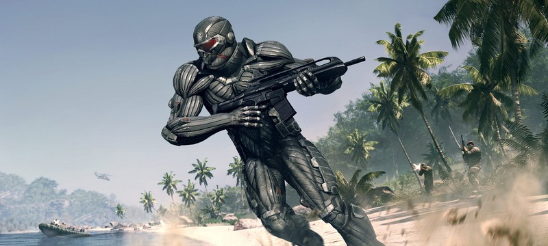 Crysis Remastered получила обновление для PS5 и Xbox Series с тремя режимами графики