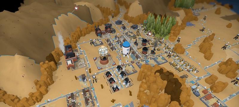 Консольная версия расслабляющего симулятора поселения The Colonists выйдет 4 мая