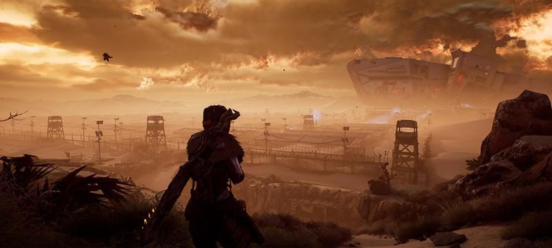 Игроки Outriders отказываются ходить в экспедиции с Разрушителем