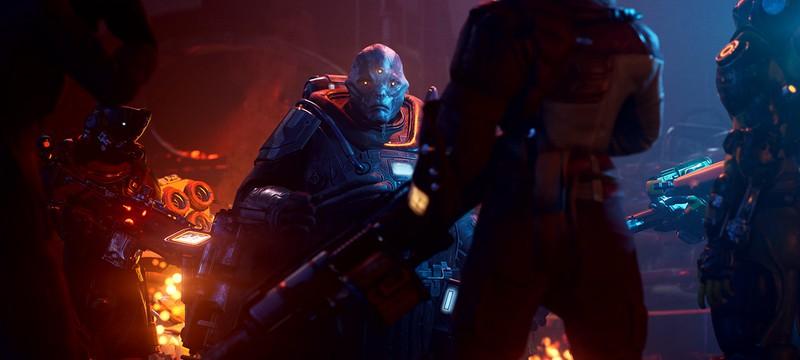 Новые отрывки геймплея The Ascent, даты релиза пока нет