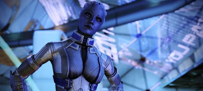 Переиздание трилогии Mass Effect ушло на золото