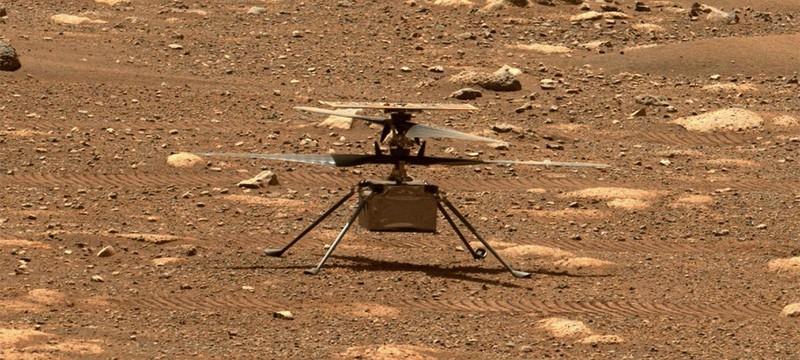 NASA перенесла запуск марсианского вертолета на следующую неделю