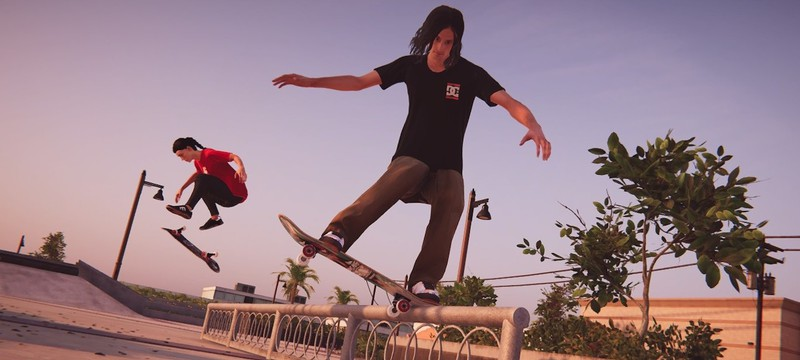На PC стартовал открытый бета-тест мультиплеера Skater XL