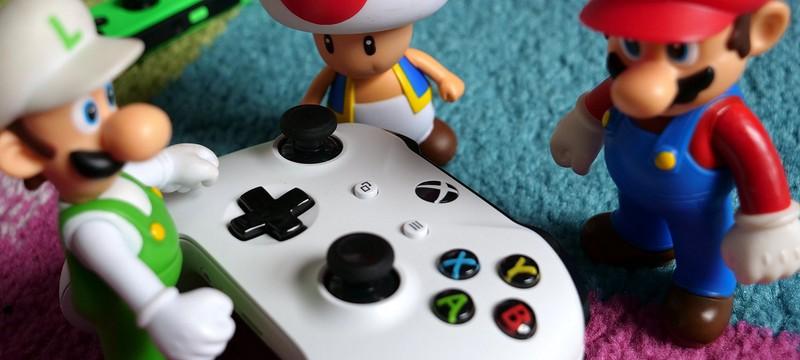Слух: Microsoft ведет переговоры с Nintendo о партнерстве