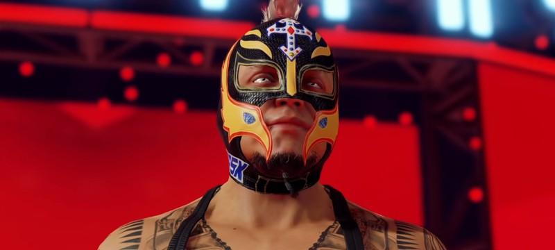 Первый тизер WWE 2K22