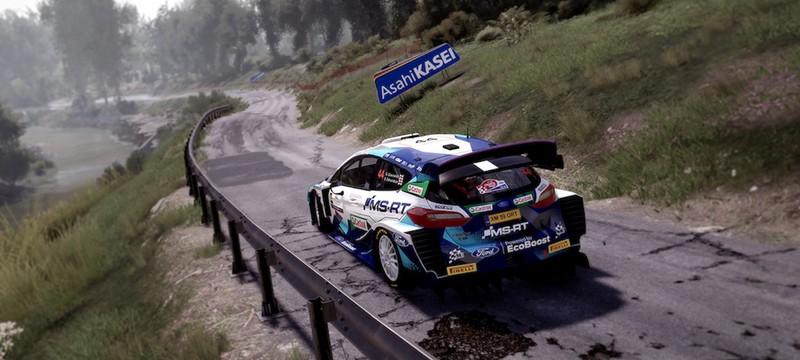 Анонсирована WRC 10, релиз в начале сентября
