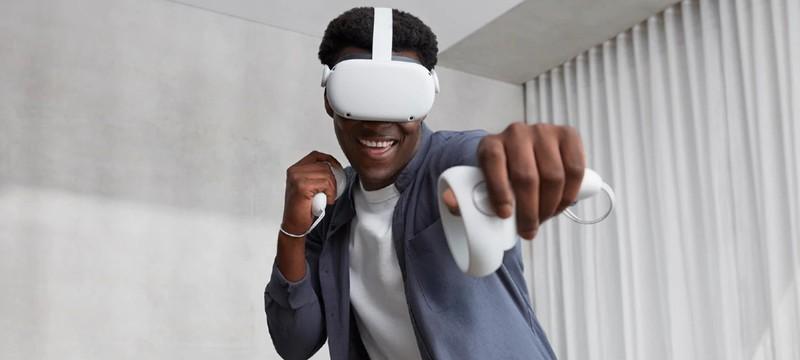 Следующий апдейт Oculus Quest 2 добавит беспроводное подключение к PC и режим 120 Гц