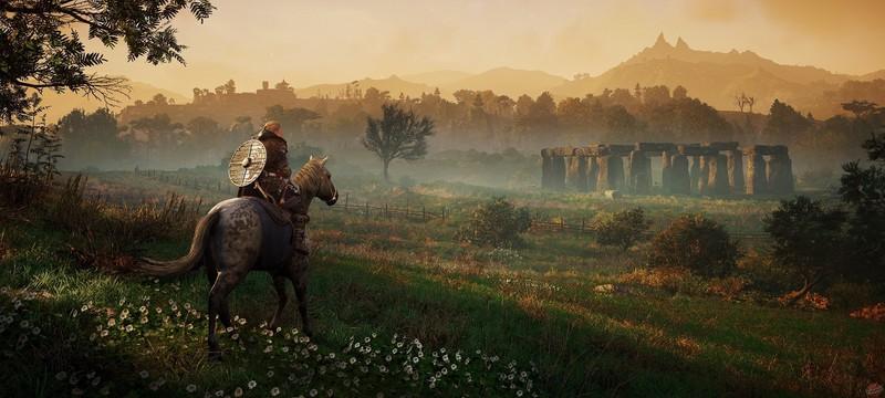 """Дополнение """"Гнев друидов"""" для Assassin's Creed Valhalla перенесли на 13 мая"""