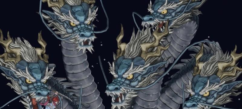 Уникальный японский художественный стиль в трейлере платформера GetsuFumaDen: Undying Moon от Konami