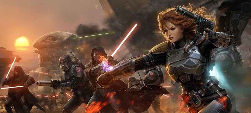 Джеймс Ганн: Обожаю Knights of the Old Republic, но ей не нужна экранизация