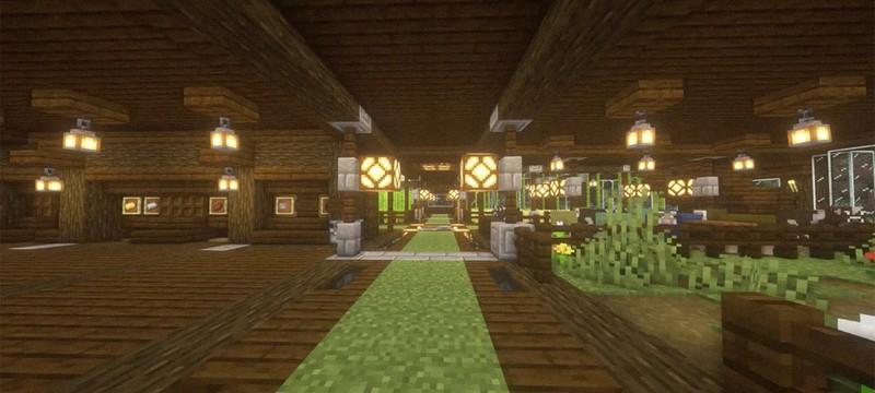 Игрок Minecraft построил секретный дом под секретным бункером под секретной базой под домом друга