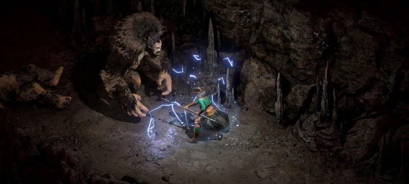 Список графических настроек в Diablo 2: Resurrected
