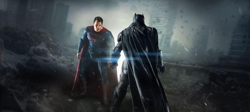 """Зак Снайдер хотел более звучное название для """"Бэтмен против Супермена"""""""