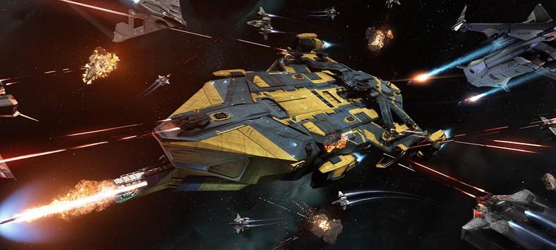 Новые средства передвижения, стыковка кораблей и пещеры в трейлере обновления Star Citizen 3.13