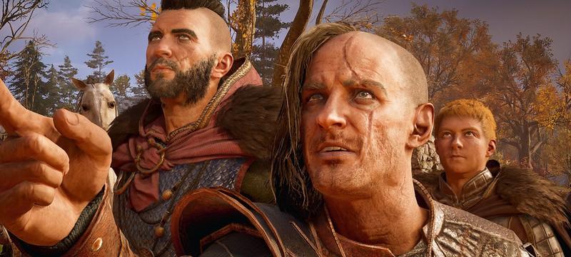 В новом патче в Assassin's Creed Valhalla добавят три способности