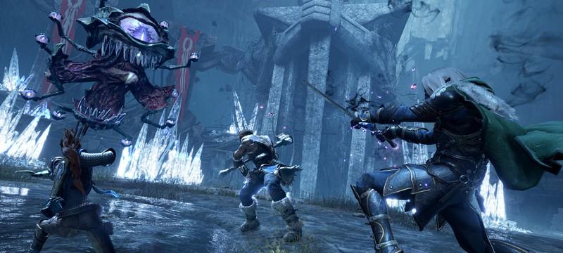 20 минут геймплея D&D: Dark Alliance
