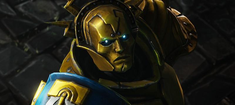 Основы геймплея и сюжета в новом трейлере Warhammer Age of Sigmar: Storm Ground