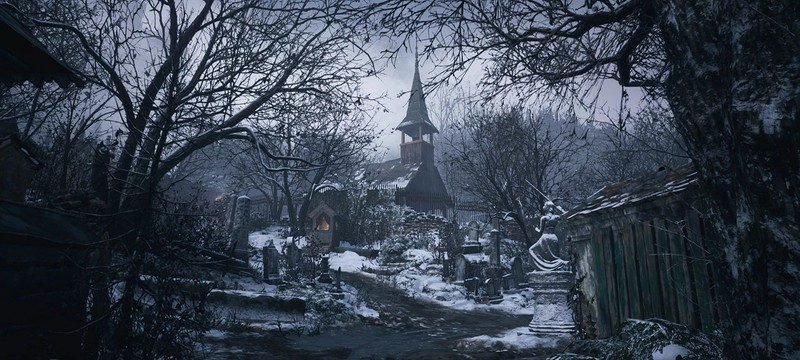 Resident Evil Village не такая страшная, как Resident Evil 7