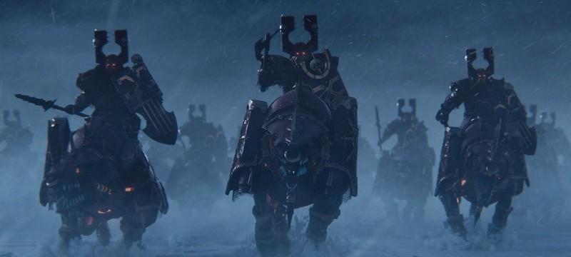 Полноценный геймплей Total War: Warhammer III покажут на следующей неделе