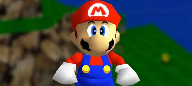 Super Mario 64 на PC получила трассировку лучей и выглядит теперь совсем иначе