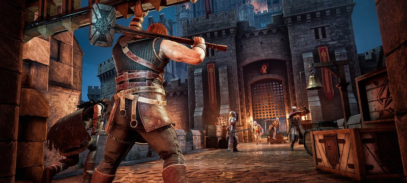 Кинематографичное сражение в новом трейлере Hood: Outlaws & Legends