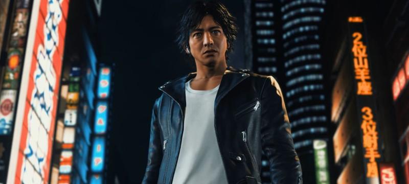 В PS Store обнаружили обложку продолжения спин-оффа Yakuza — Lost Judgment