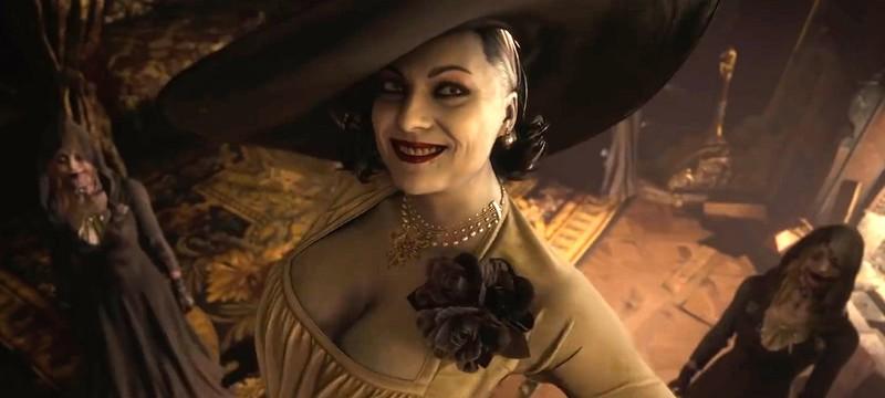 Стала известна актриса озвучки и захвата движений Леди Димитреску в Resident Evil Village