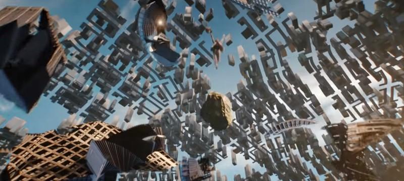 Cyberpunk 2077 в реальной жизни в рекламном ролике 5G